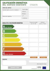 Modelo Eficiencia energética