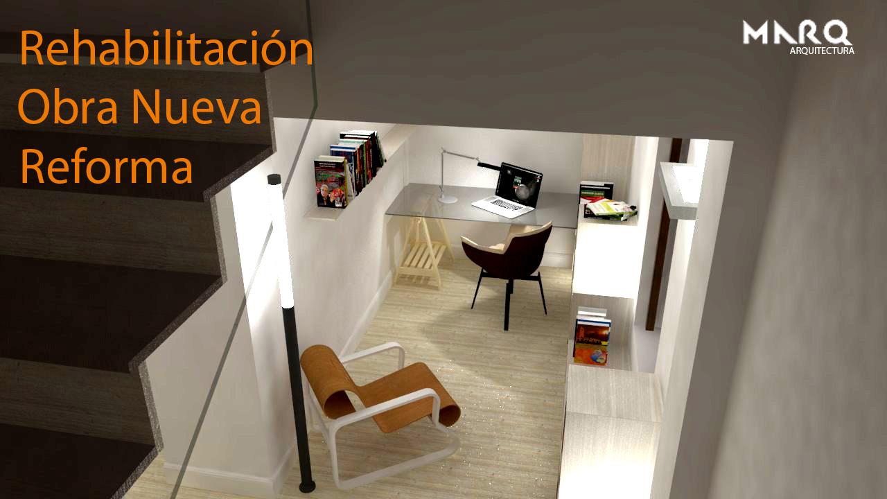 Rehabilitación, Reforma, Obra Nueva